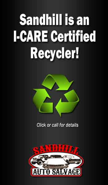 Auto Salvage Yard Parts & Recycling Services in Iowa