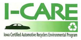I-CARE Certified Auto Recycler